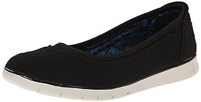Bobs From Skechers Women S Pureflex Fashion Slip On Flat
