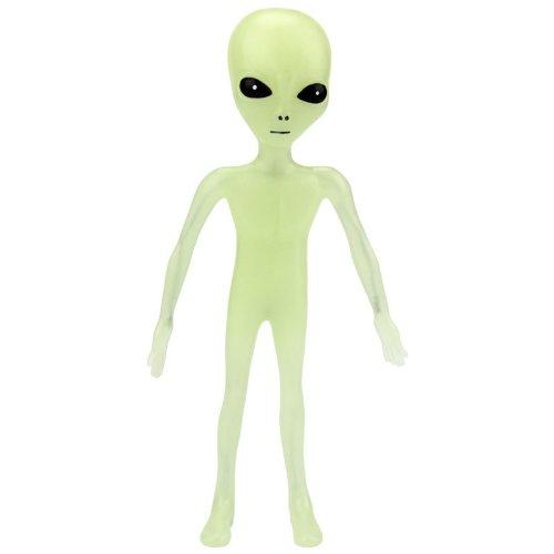 Alien Glow-in-the-Dark Bendable