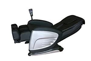 Full Body Shiatsu Massage Chair Recliner w/Heat Stretched Foot Rest 86C from BestMassage