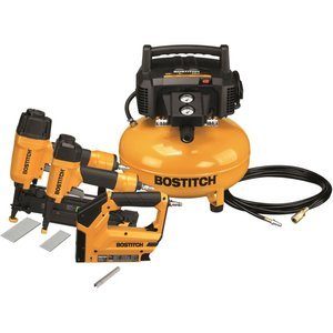 Cheap BOSTITCH BTFP3KIT 3-Tool and Compressor Combo Kit