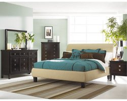 Martini Suite Queen Bedroom Set by Ashley Furniture