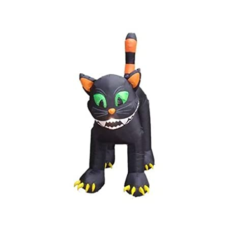 Halloween inflatable yard decorations home decor and for Animated halloween decoration
