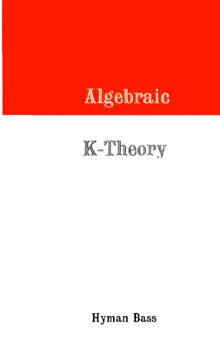 Large book cover: Algebraic K-Theory