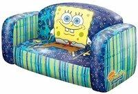 Spongebob Squarepants Inflatable Sofa by RAND