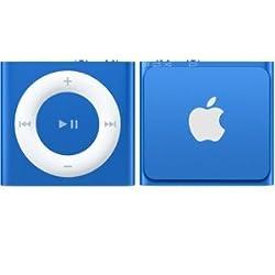 Apple Ipod Shuffle 2Gb -Blue (Mkme2Hn/A)