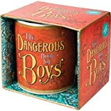 The Dangerous Book For Boys Boxed Mug