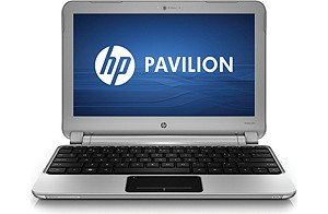 "HP Pavilion dm1z 11.6"" AMD Dual-Core FUSION Processor E-350+AMD Radeon HD 6310M Discrete-Class Graphics, 3GB DDR3 RAM, 320GB 7200RPM Hard Drive"