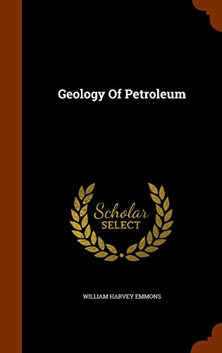 Geology Of Petroleum
