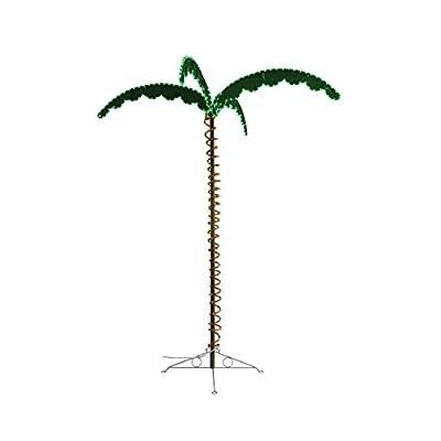 Green LongLife 7070104 Decorative Palm Tree Rope Light