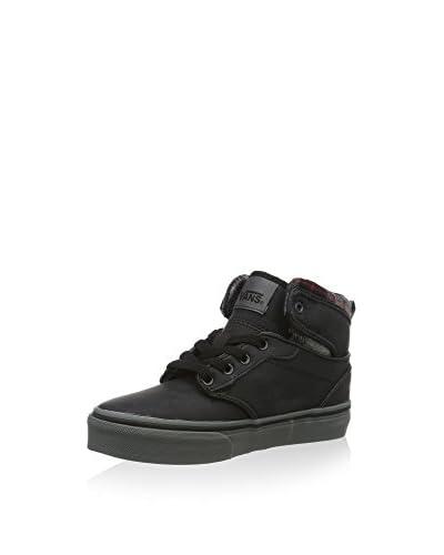 Vans Sneaker Alta Atwood Hi [Nero/Grigio]