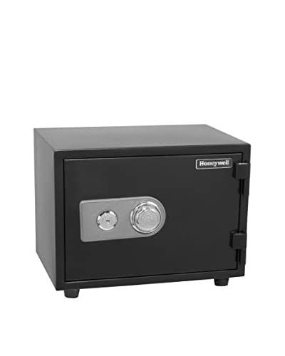 Honeywell 0.52 Cu. Ft. Spy-Proof Safe, Black