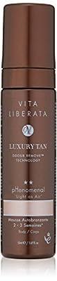 Vita Liberata Phenomenal 2-3 Week Tinted Medium Tan Mousse, 1.69 fl. oz.