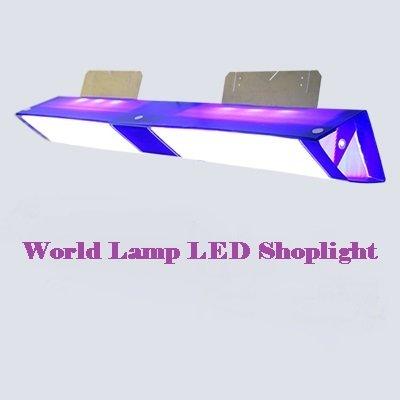 "World Lamp - 36"" Light Weight Led Shoplight 30 Watt"