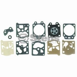 Silver Streak # 615860 Gasket And Diaphragm Kit for WALBRO D20-WATWALBRO D20-WAT