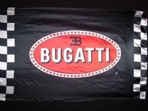 Bugatti Flag 3' X 5' Banner Rc