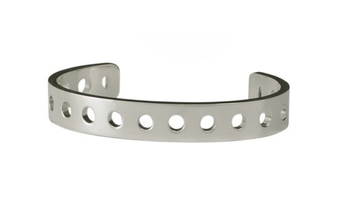 Boon Newborn Sterling Silver Bracelet - Perforation