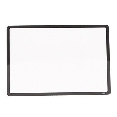 Peach Camera Lcd Glass Protective Cover For Canon 5Diii