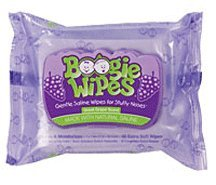 BOOGIE WIPES FOR NOSE GRAPE Size: 30