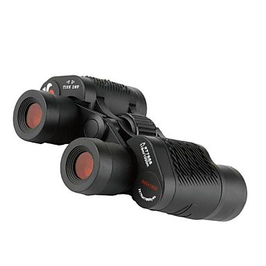 GDW Moge ? 8x40 Binoculars Zoom Binoculars High Definition Telescope Night Vision Red Eye Lens K158