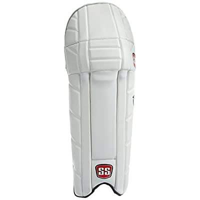 SS Maxlite Men's RH Batting Legguard (White)