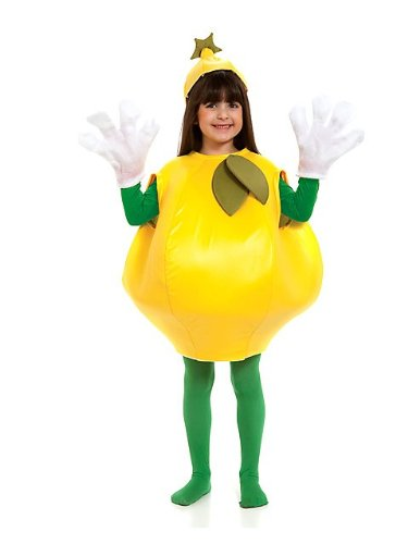 Kid's Lemon Costume