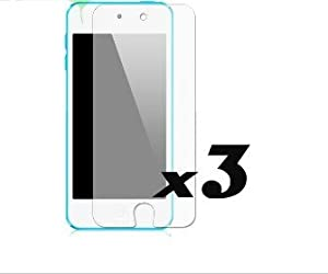 Clear Screen Protector for Apple Ipod Touch 5 (5th Generation) - 3 Packs