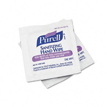 Purell Sanitizing Hand Wipes front-938248