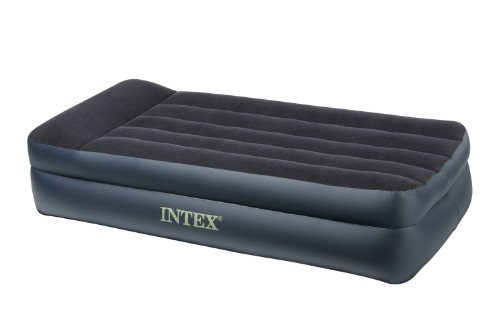 Intex Pillow Rest Raised Single Size Airbed Only #66721