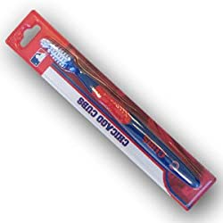 Chicago Cubs Toothbrush - MLB Baseball Fan Shop Sports Team Merchandise