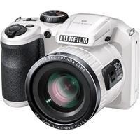 Fujifilm FinePix S6800 16MP Digital Camera with 3-Inch LCD by FUJIFILM