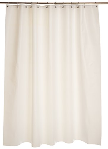 bradley 9537 727200 vinyl antimicrobial shower curtain 72