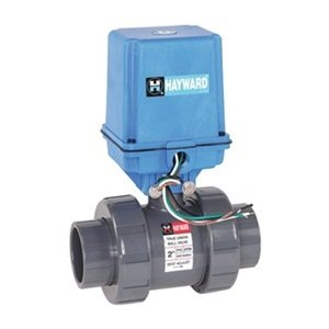 Elect Actuated Ball Valve, 1-1/2 In, Epdm