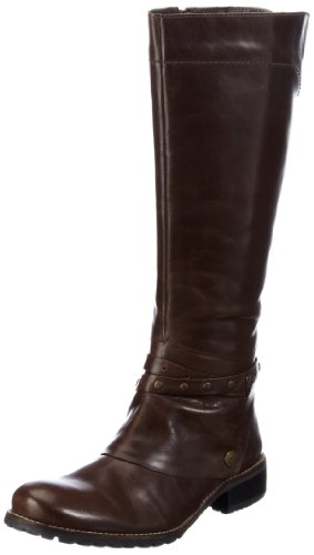 Gabor kids Britney new Boots Girls Brown Braun (choco) Size: 42