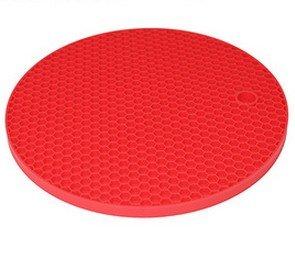 Amazon Com Allforhome Tm Round Honeycomb Silicone Heat