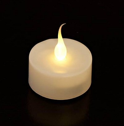 Flameless Tea Light Candles