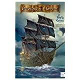 Disney Piratas del Caribe, El Perla Negra/ Disney Pirates of the Caribbean, The Black Pearl (Disney Piratas Del...