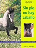 Sin pie no hay caballo/ No Foot, No Horse: El aplomo de los pies: La clave para la salud y el rendimiento/ Foot Balance: the Key to Health and Performance (Spanish Edition)