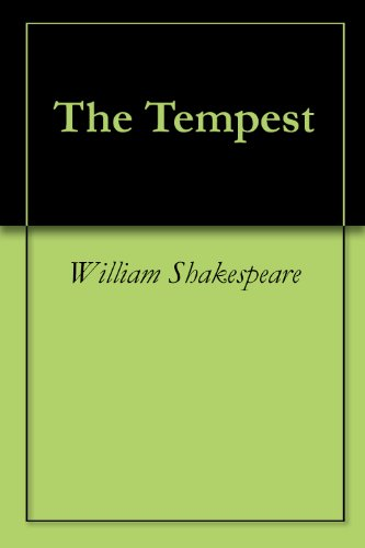 an analysis of the play the tempest by william shakespeare Summary of the tempest the tempest is a play that was written by william shakespeare in the early 1600s when the play begins, prospero, the deposed duke of milan.