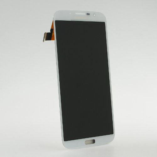 White Full Lcd Display+Touch Screen Digitizer Assembly For Samsung Galaxy Mega 6.3 I9200