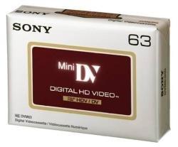 Sony DVM63HD