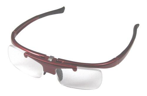 MIZAR-TEC (ミザールテック) sports type グラスルーペ red 3.0 degrees DR-003RD3.0