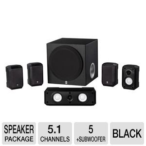 Video review yamaha 5 1 channel surround sound for Yamaha surround system review