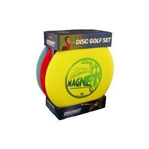 Imagen de Discraft Principiante Disc Set Golf (3-Pack)