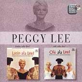 Latin Ala Lee/Oleala Lee 2 on 1, Lee, Peggy