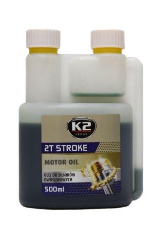 Motoröl Öl halbsynthetisch 500ml 2T 2 T 2-Takt