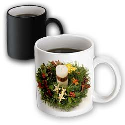 Advent Wreath - 11oz Magic Transforming Mug