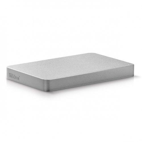 Trekstor DataStation pocket iTravel 1 TB externe Festplatte (8,8 cm (3,5 Zoll), USB 3.0) silber