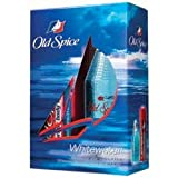 Old Spice 2 piece Whitewater gift set - 100ml Aftershave & 150ml Deodorant