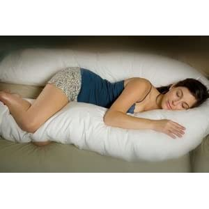 Comfort-U Total Body Pillow Full Support Pillow Review