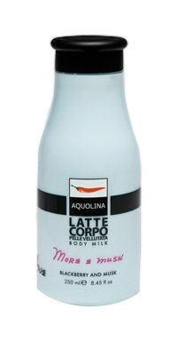 Aquolina latte more&musk di Aquolina, Body Lotion Donna - Flacone 250 ml.